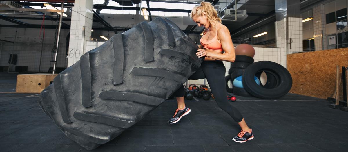 Cours de CrossFit
