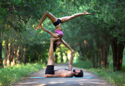 Les sports à faire en couple
