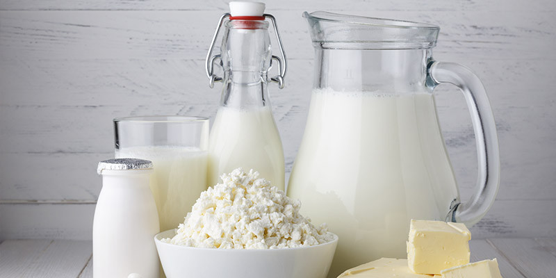 Produits laitiers (iStock)