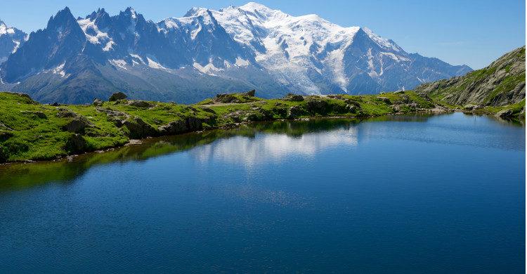 Vue du Mont Blanc - Istock