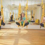 Fly Yoga : une nouvelle façon de s'envoyer en l'air