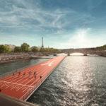 Paris se transforme en Stade Olympique le 23 juin