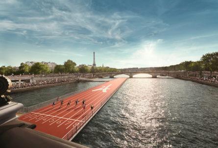 Paris pour la journée Olympique mondiale - Ville de Paris