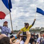 Les françaises surfent sur la victoire à Biarritz