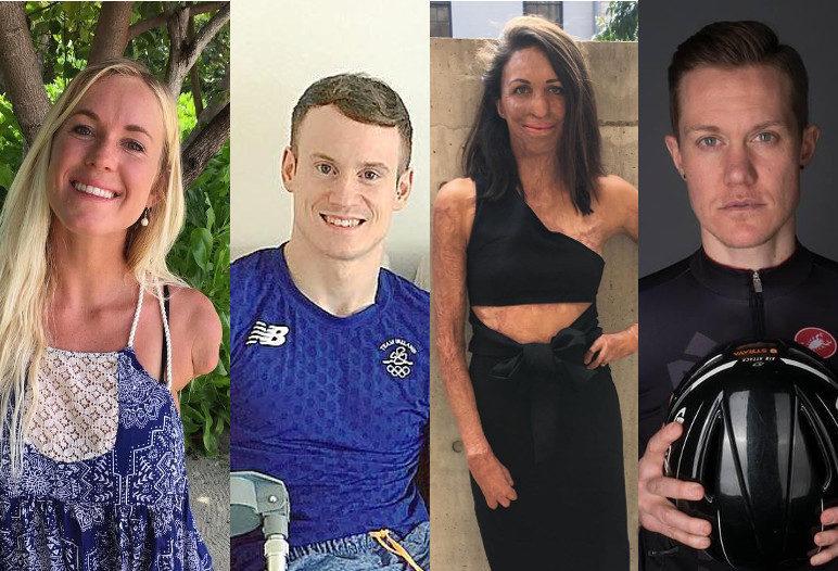 4 athlètes avec une histoire inspirante - Instagram