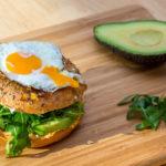 3 recettes healthy de burger