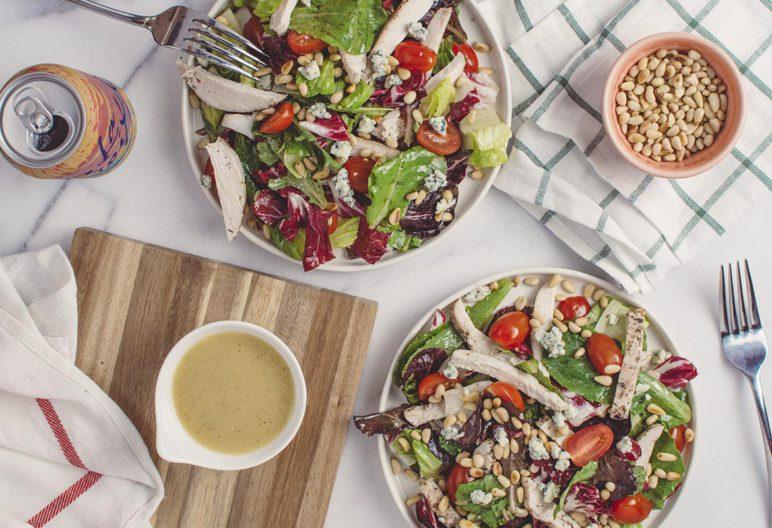 Les salades les plus caloriques (Unsplash)