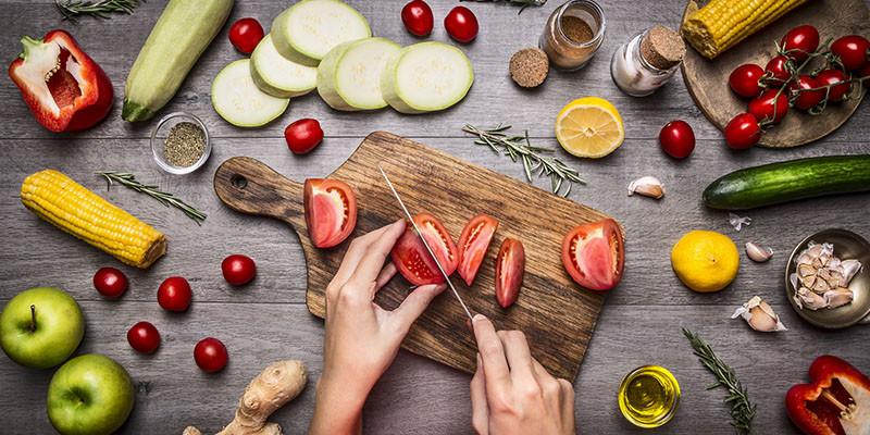 Cuisine de saison (iStock)