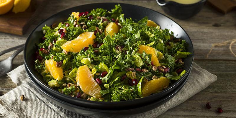Salade kale (iStock)