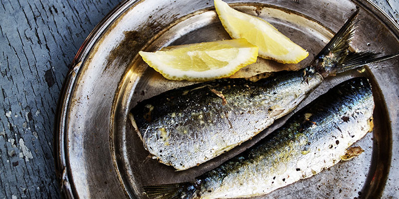 Sardines (Pixabay)