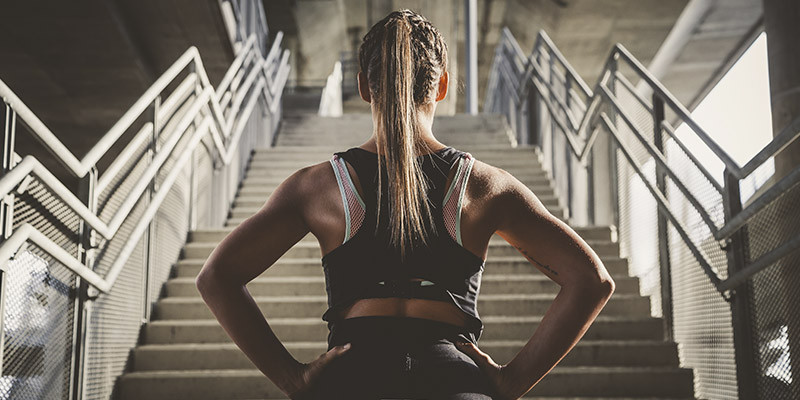 Le sport contre la dépression (iStock)