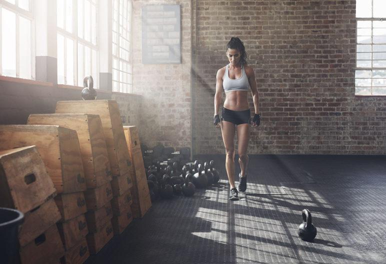 Tabata workout (iStock)