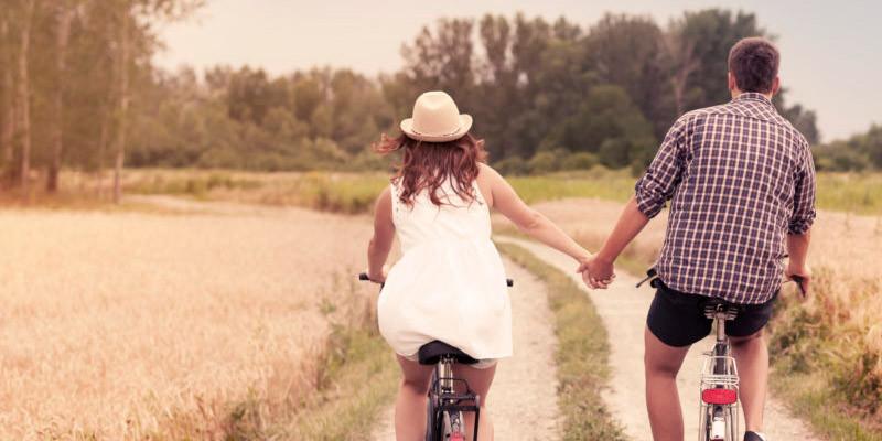 Vélo à deux (iStock)
