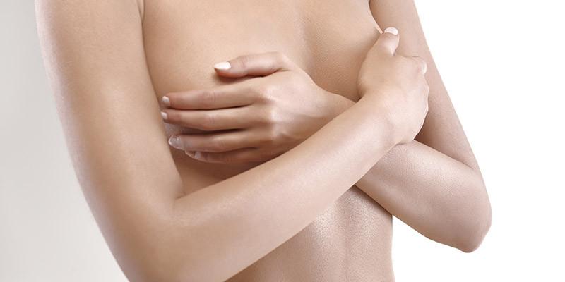 Changements de la peau du sein (iStock)