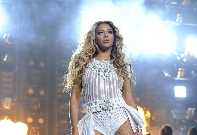 L'entraînement de Beyoncé (Gtres)