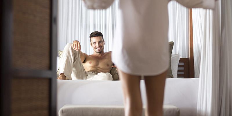 Intimité du couple (iStock)
