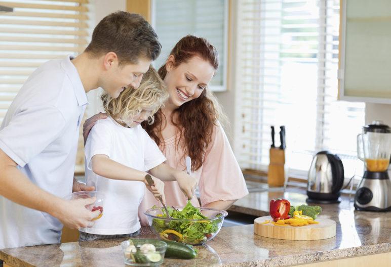Salade fitness (iStock)