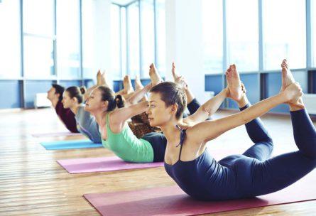 Bikram Yoga (iStock)
