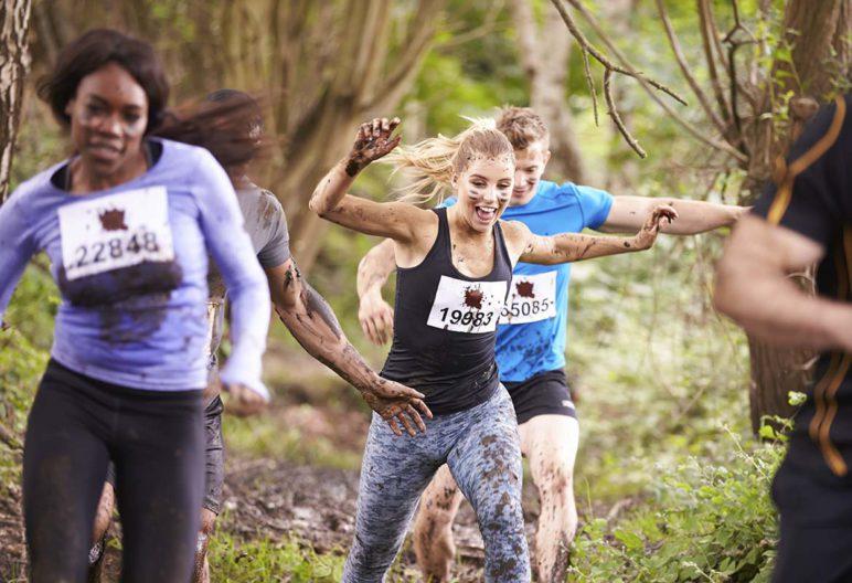 Spartan race (iStock)