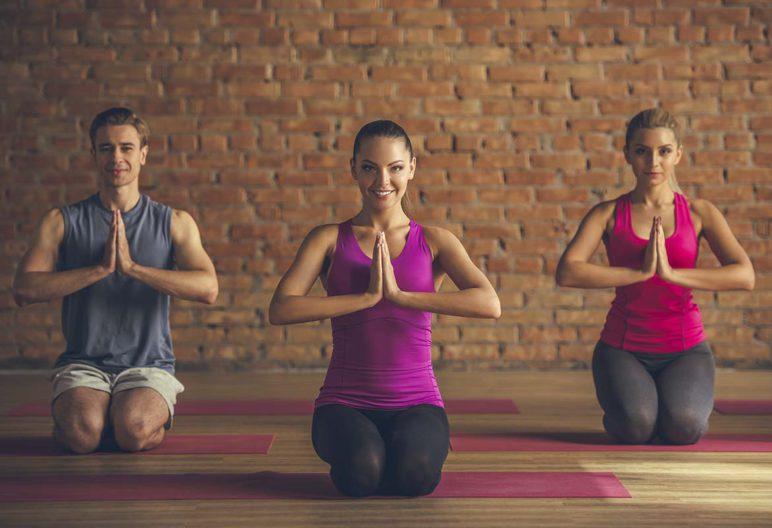 Yoga (iStock)