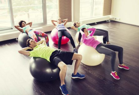 Fitball (iStock)